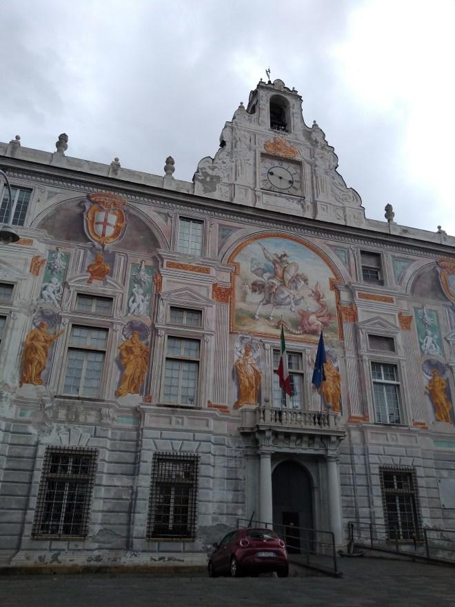 Genova porto antico 1