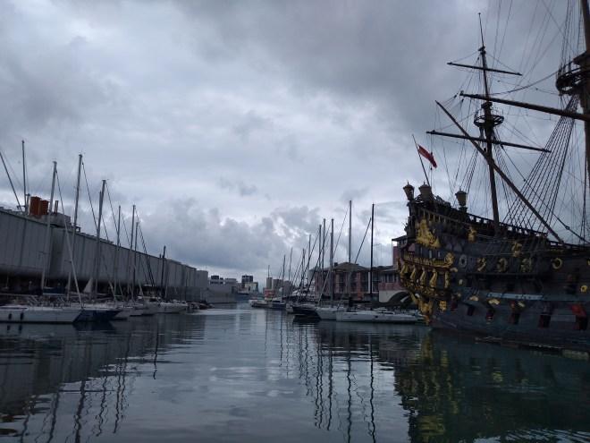 Genova porto antico 4