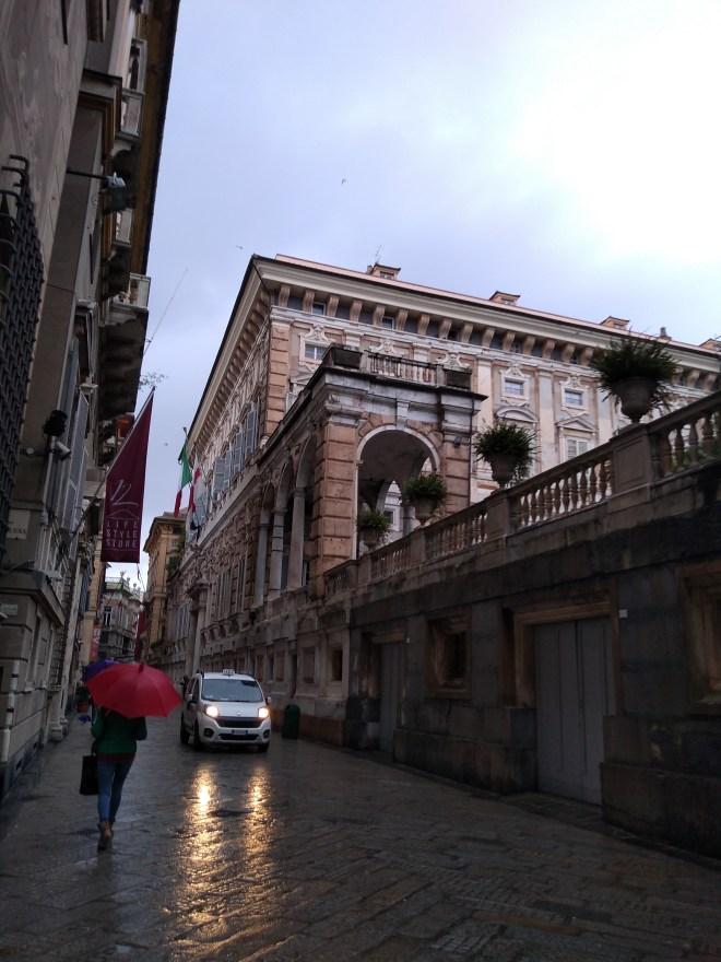 Genova strade nuove via garibaldi 9