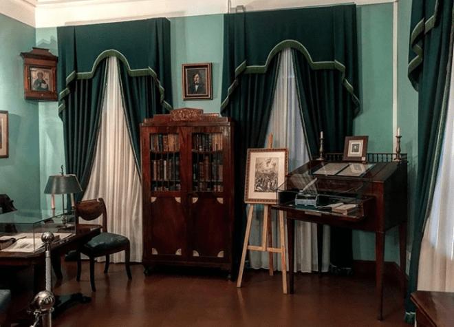 Moscou casa de gogol viagem literaria russa 3