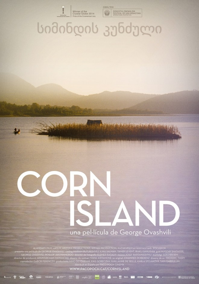 livros filmes viagem cáucaso ilha milharal