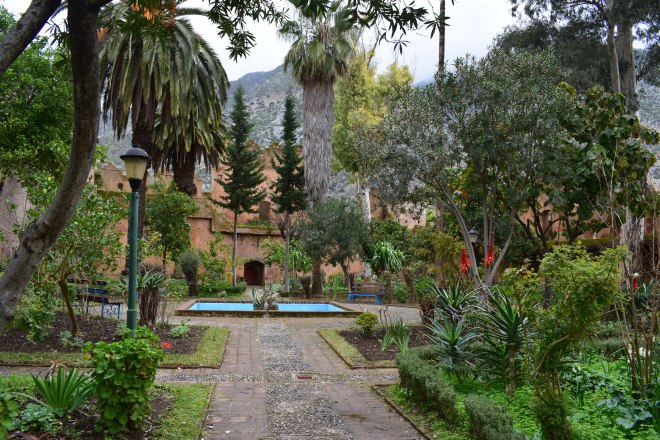 Marrocos Chefhaouen cidade azul kasbah museu