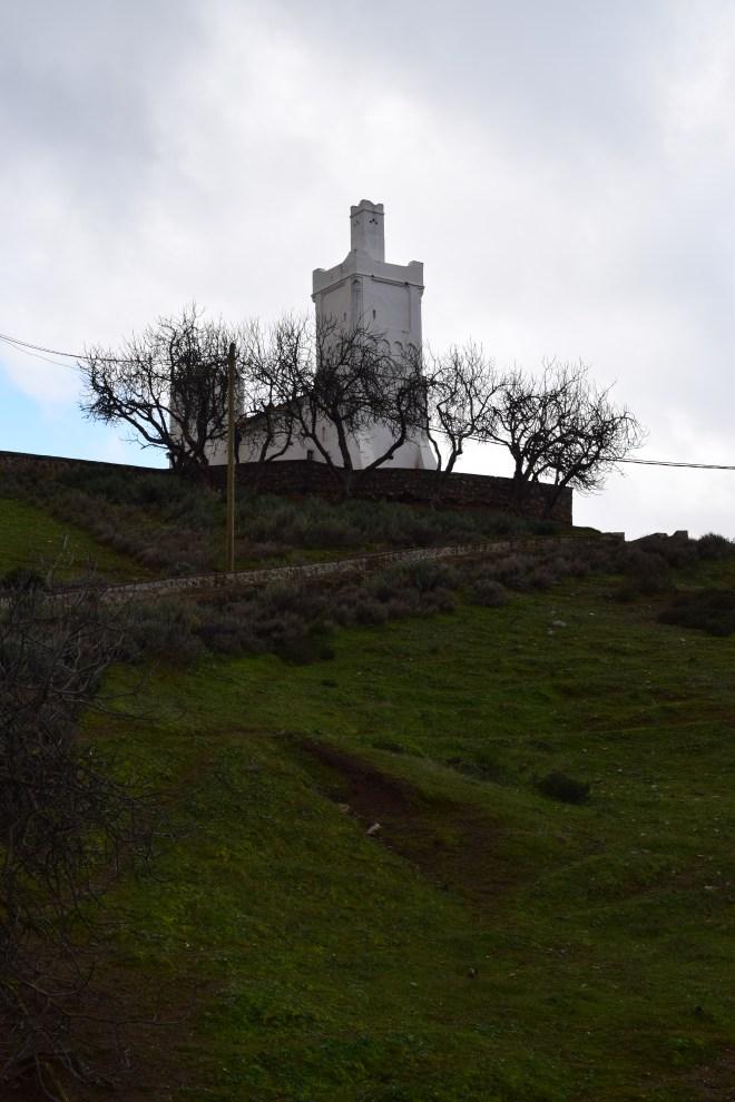 Marrocos Chefhaouen cidade azul trilha mesquita espanhola