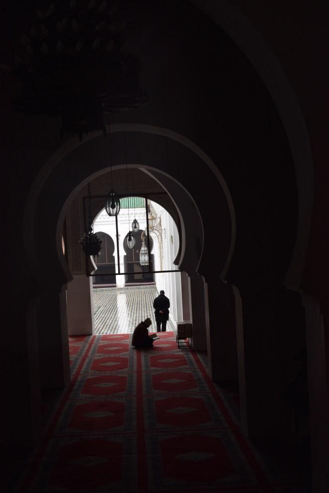 Marrocos Fez Mausoleu Zaouia Moulay Idriss II
