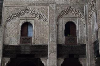 Marrocos Fez medina Medersa bou inania 5