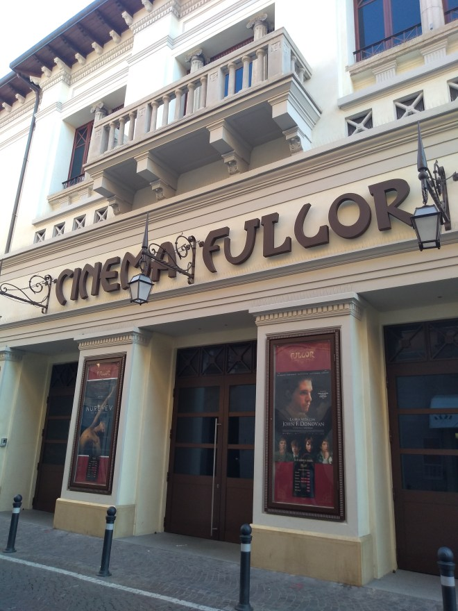 Rimini cinema fulgor