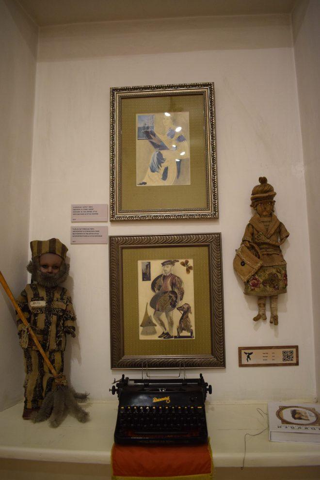 Yerevan casa museu cineasta Parajanov obras feitas no gulag