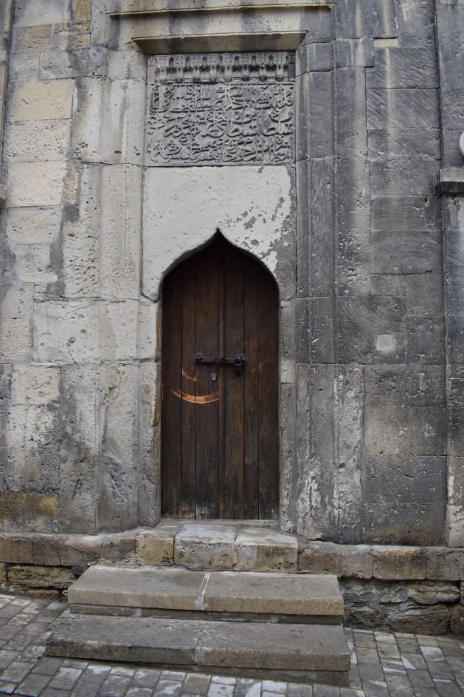 Baku centro histórico porta