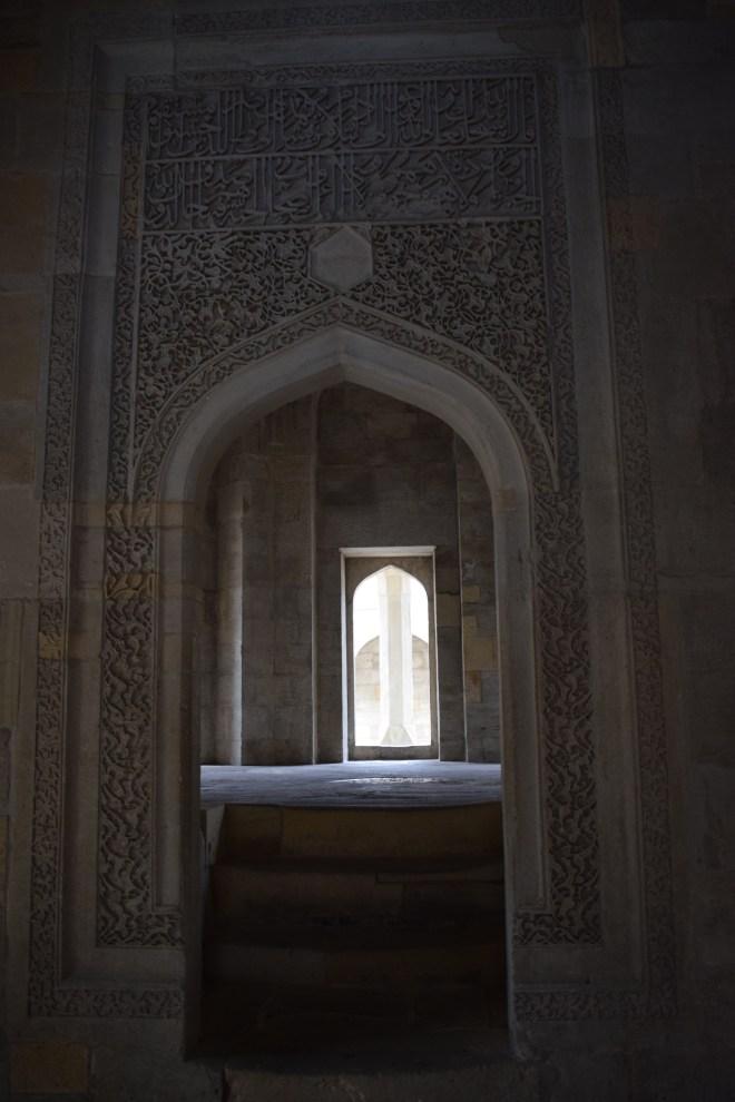Baku palácio Shirvanshah mausoleu sufi 2