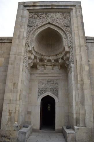 Baku palácio Shirvanshah mausoleu
