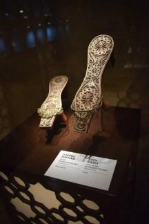Baku palácio Shirvanshah sapatos hammam