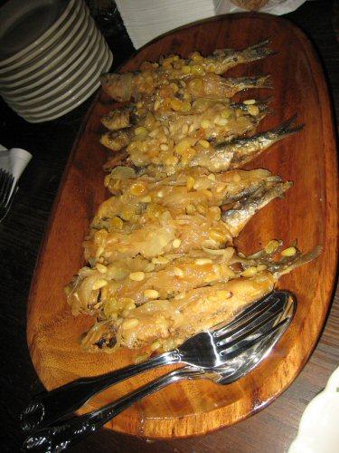 pratos tipicos provar veneto veneza sarde saor