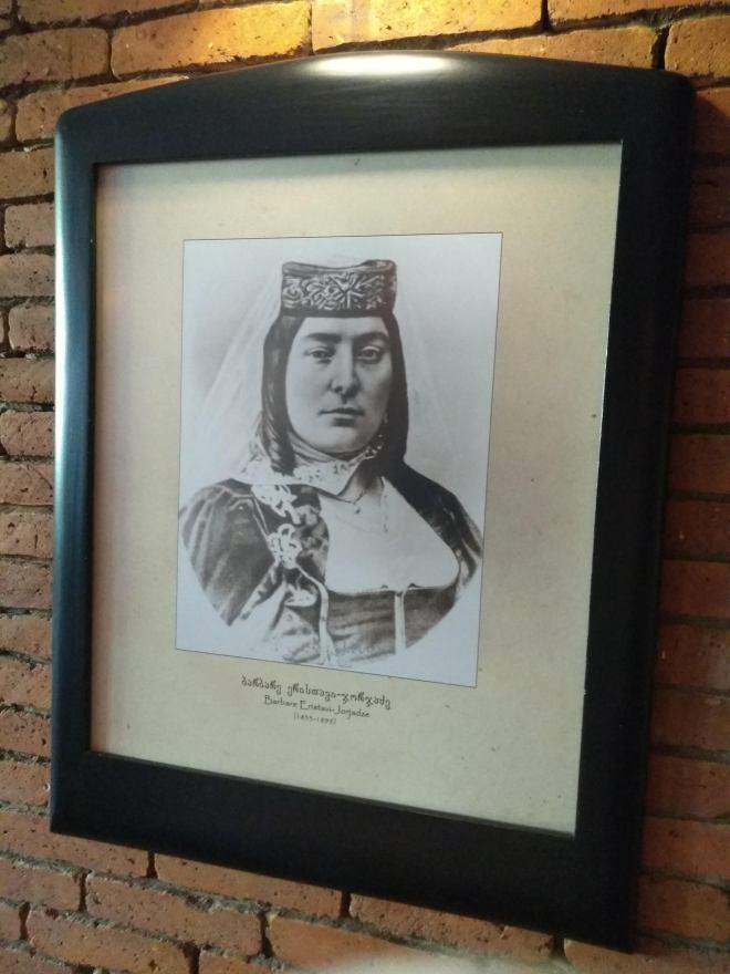 Barbarestan restaurante georgia receitas feminista Barbara Jorjadze