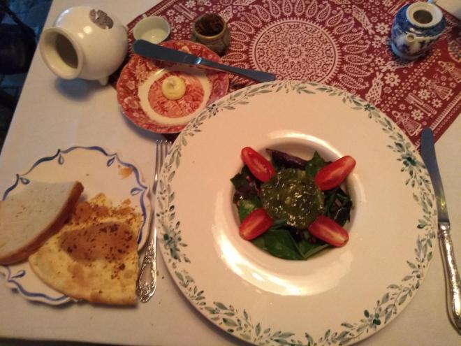 Barbarestan restaurante georgia receitas feminista berinjela georgiana