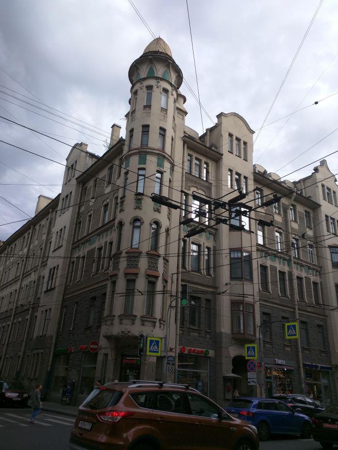 Petersburgo petrogradski 5