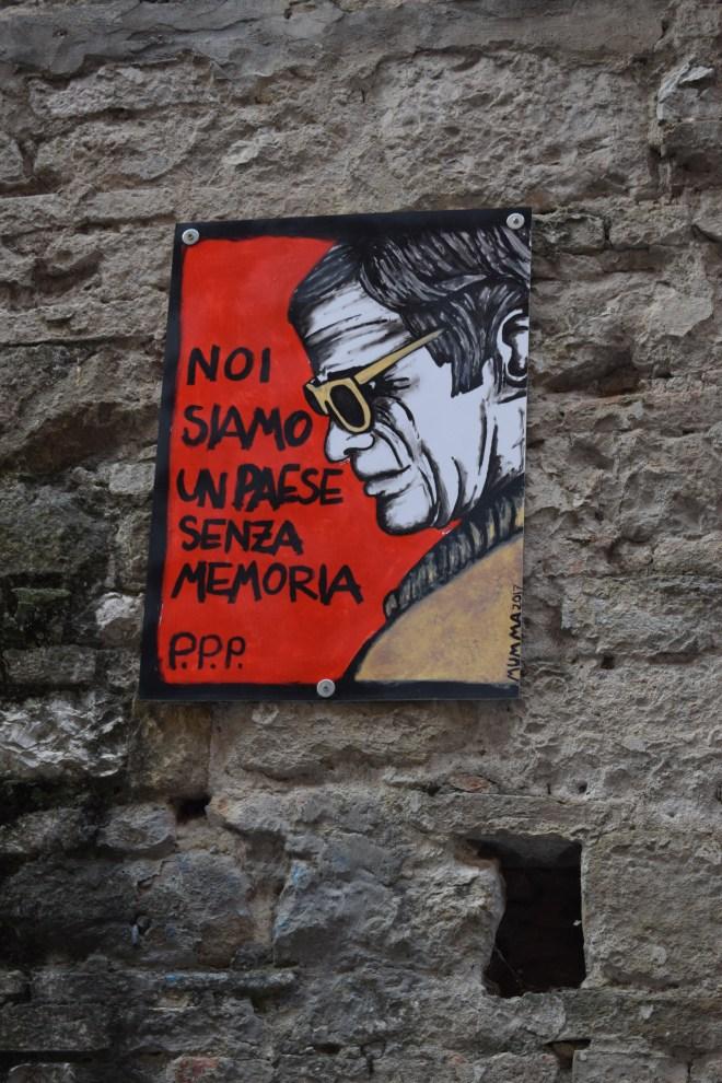 Perugia arte moderna rua 5