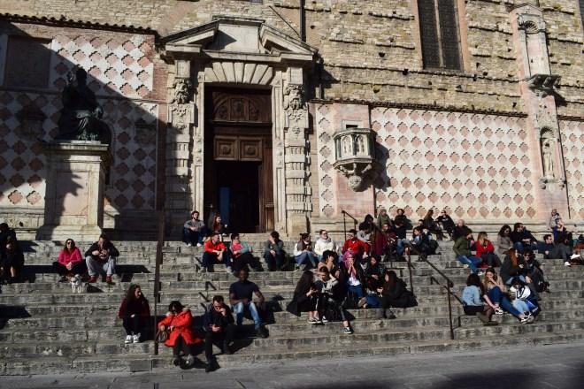 Perugia catedral marmore