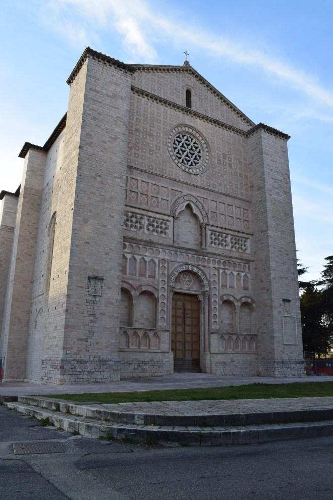 Perugia igreja marmore