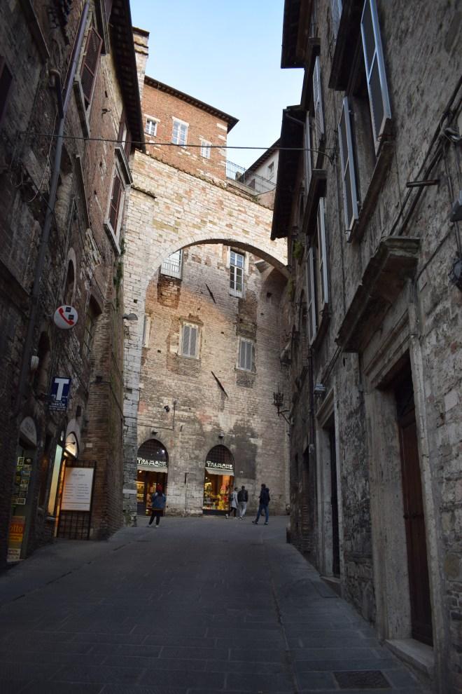 Perugia ruas 3