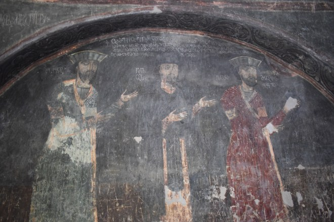 Akhaltsikhe monasterio sapara 17