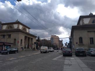 Bologna muros medievais Porta santo stefano