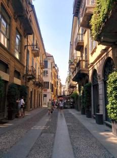 Milão visitar castello sforzesco ruas 2