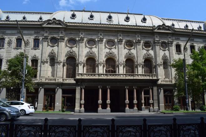 Tbilisi Rustavelli teatro nacional