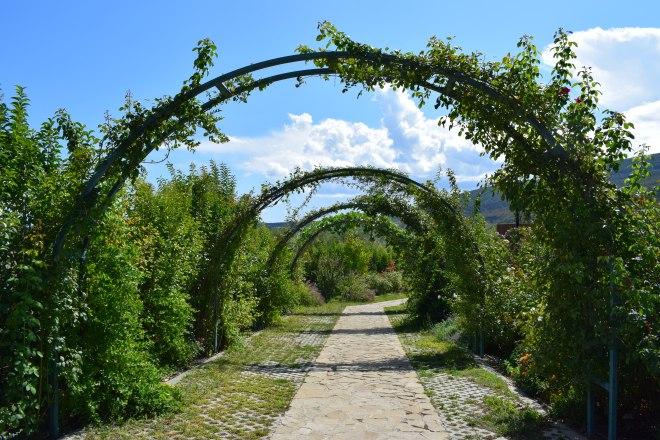 Georgia Mtskheta centro espiritual religioso jardins