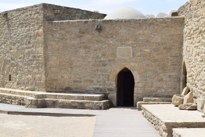 Baku templo fogo Ateshgah 1