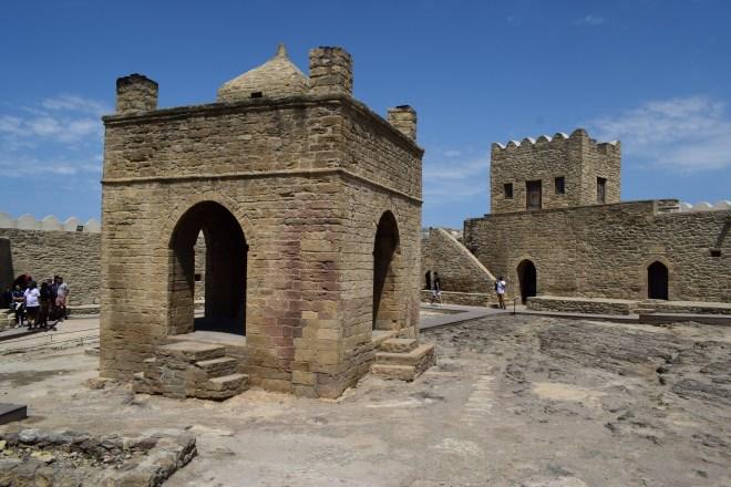 Baku templo fogo Ateshgah 4
