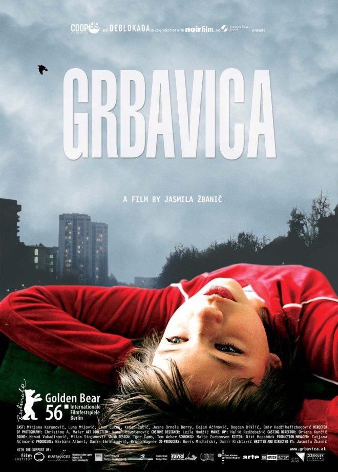 livros filmes viagem bosnia grbavica
