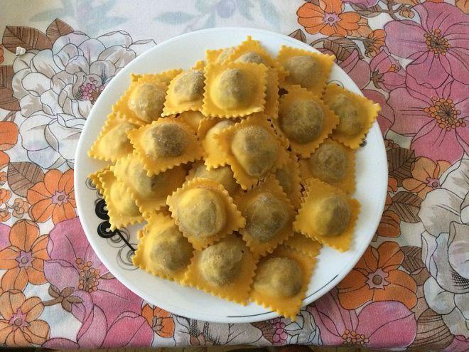 pratos típicos provar lombardia pavia agnolotti pavesi