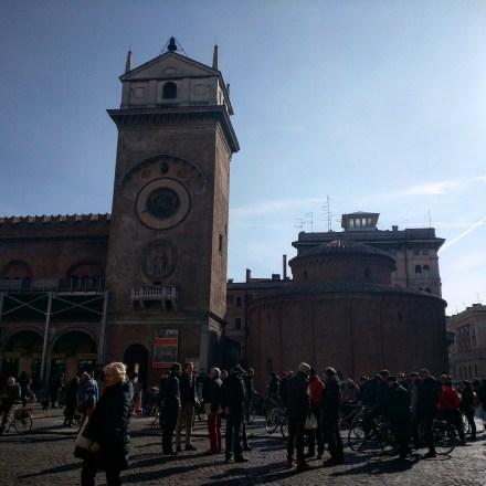 Piazza Mantegna