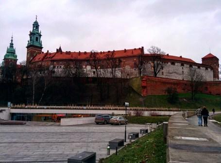 Colina Wawel Cracóvia 2