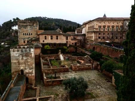 Alcazaba 2 Alhambra Granada