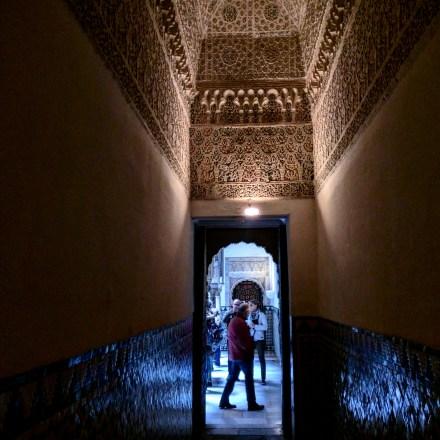 Alcazar Sevilha palácio 14