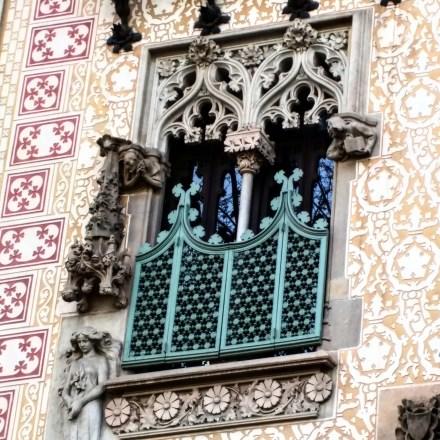 Casa Amatler Janela Barcelona
