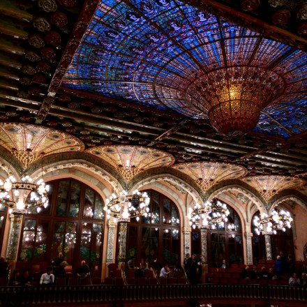 Palácio da Música Catalã Barcelona 3