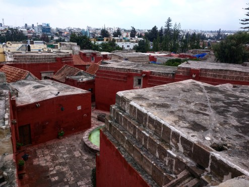 Convento de Santa Catalina Arequipa Peru 16