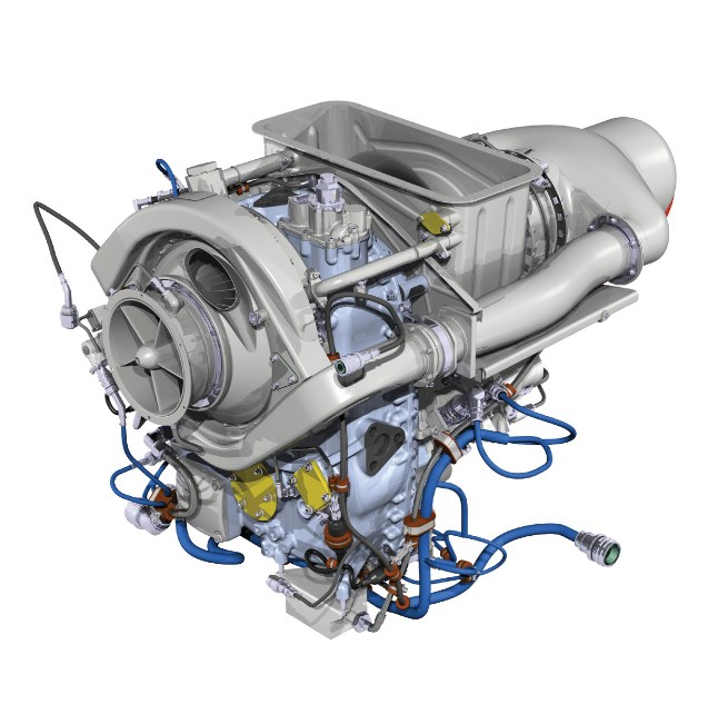 Rollsroyce M250c47e Engine To Power New Bell 407gxi Helico