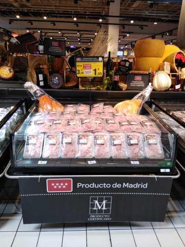 Carrefour 6 Cárnicos Cocidos