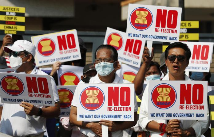 Asean Supporting New Myanmar Elections Is Not The Solution Asean Parliamentarians For Human Rights