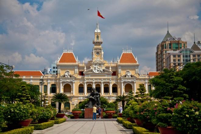 HCM City Hall