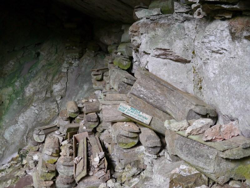 10-Sagada特殊的懸棺葬遺跡