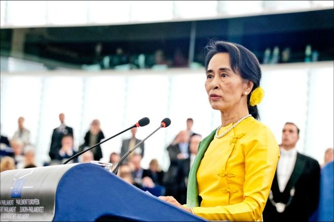 ASSK 2013 Speech European Parliament