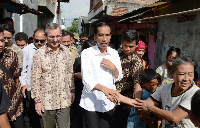 圖中:印尼總統佐科·維多多。(Photo Credit: U.S. Embassy, Jakarta @Flickr CC BY 2.0)