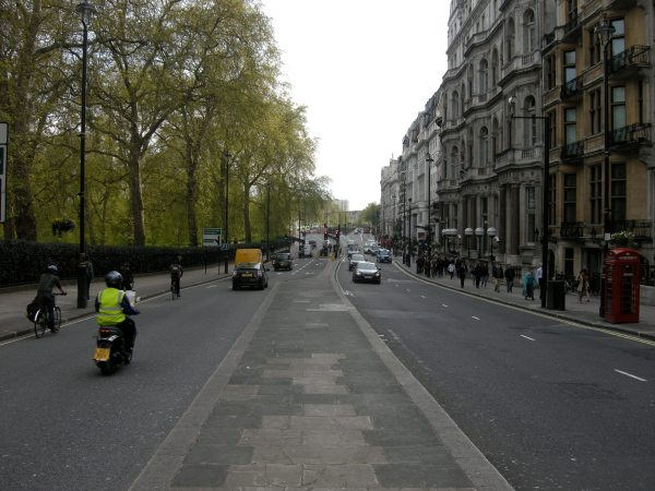 Physical Constraints Of London Streets Easy