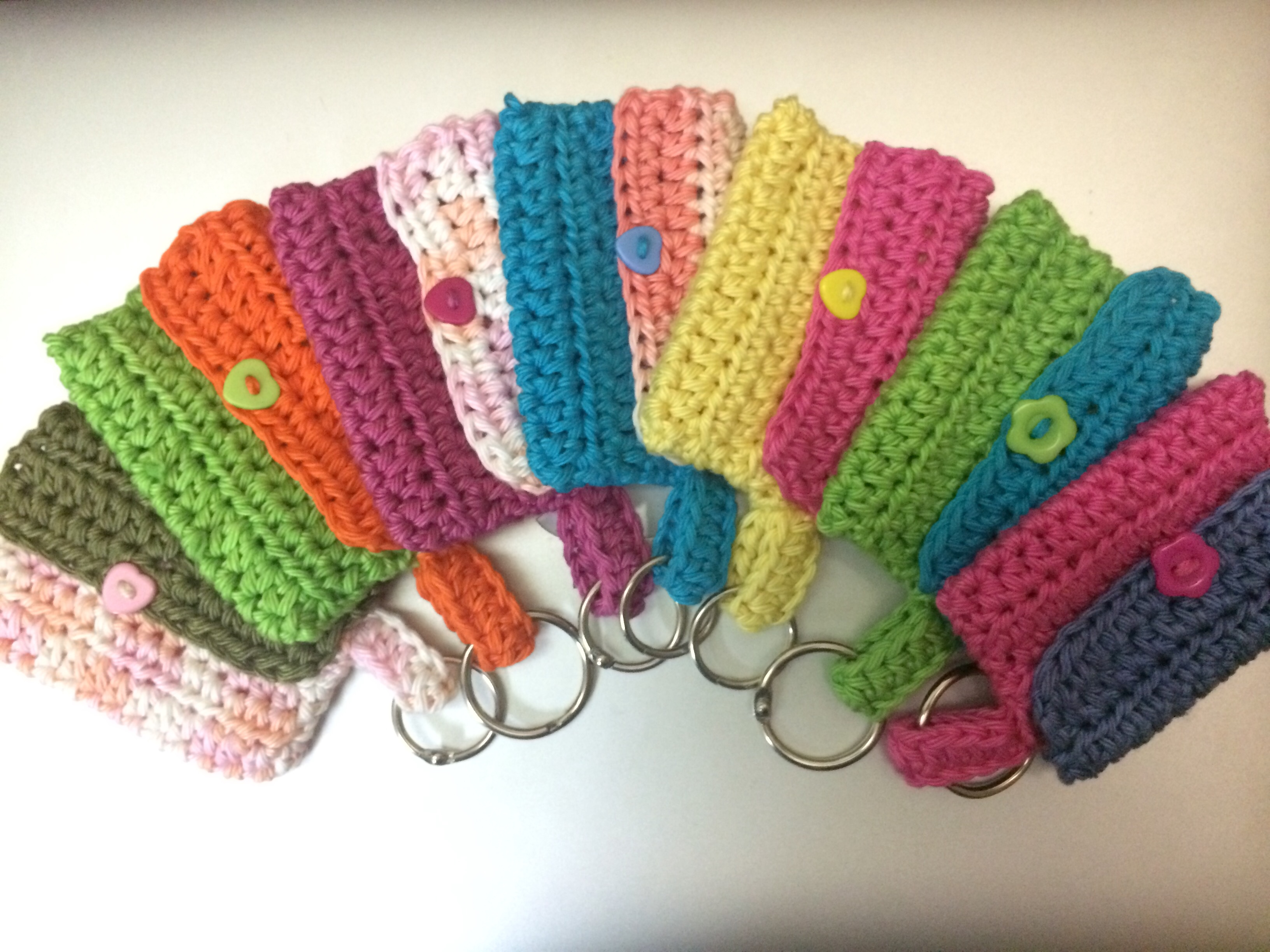 Keychain – Crochet Mini Purse