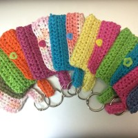Keychain - Crochet Mini Purse