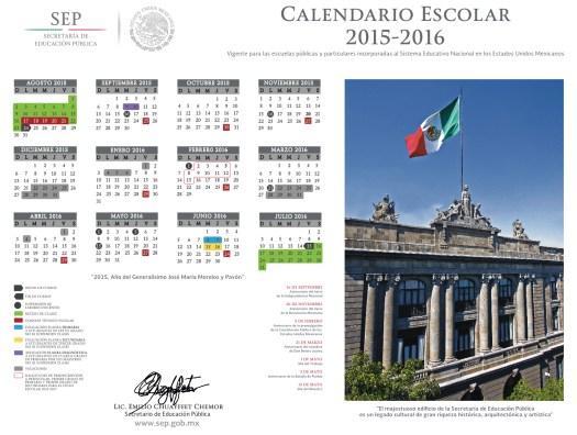 SEP | Calendario